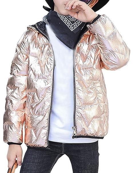 TAAMBAB Puffer Jacket Abajo Chaqueta Niño Acolchado ...