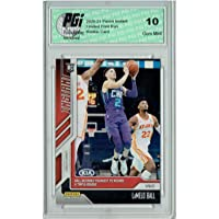 $89 » Lamelo Ball 2020 Panini Instant #40 1 of 2298 Made Rookie Card PGI 10