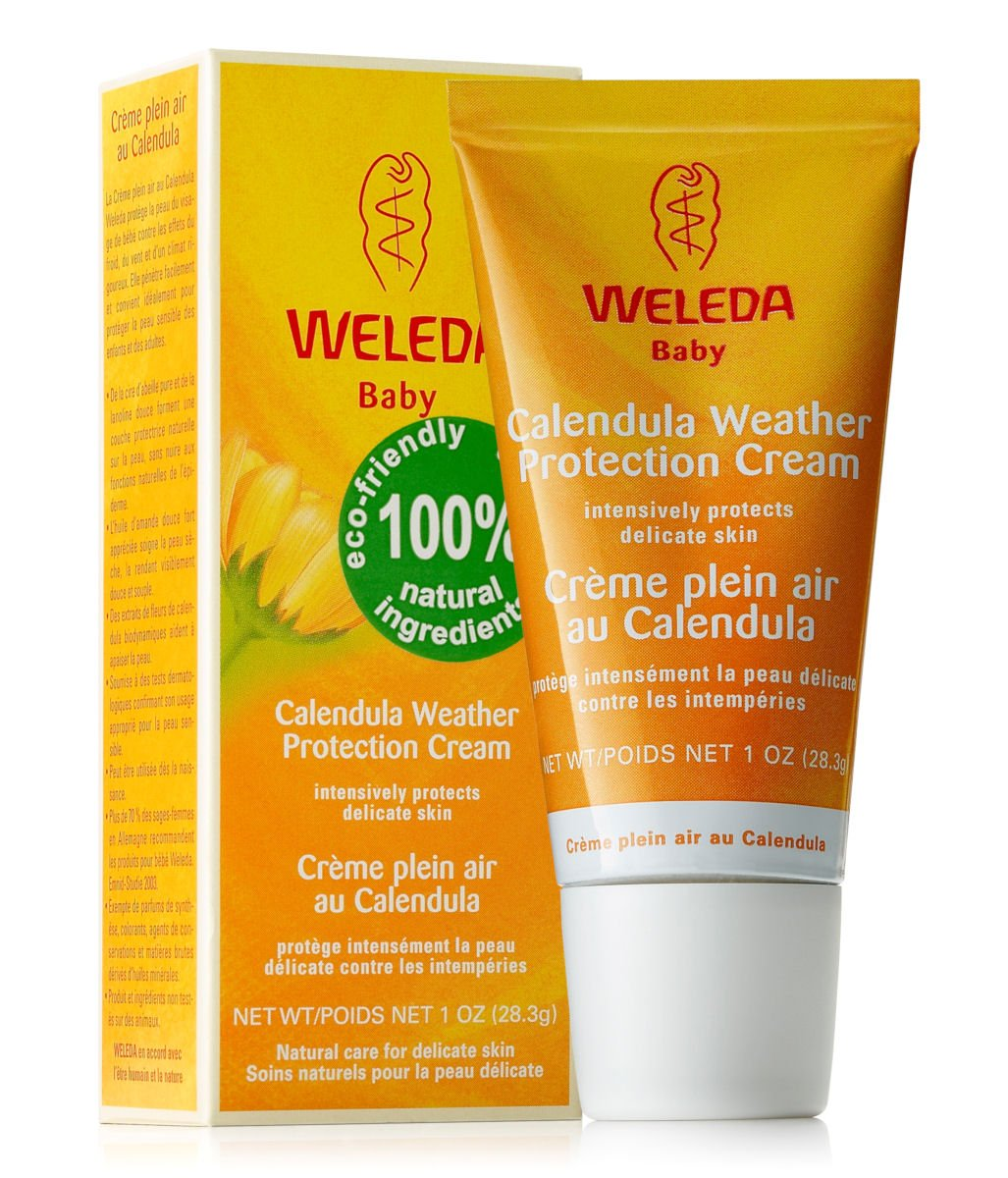 Weleda Baby Weather Protection Cream 30ml Weleda Uk Ltd