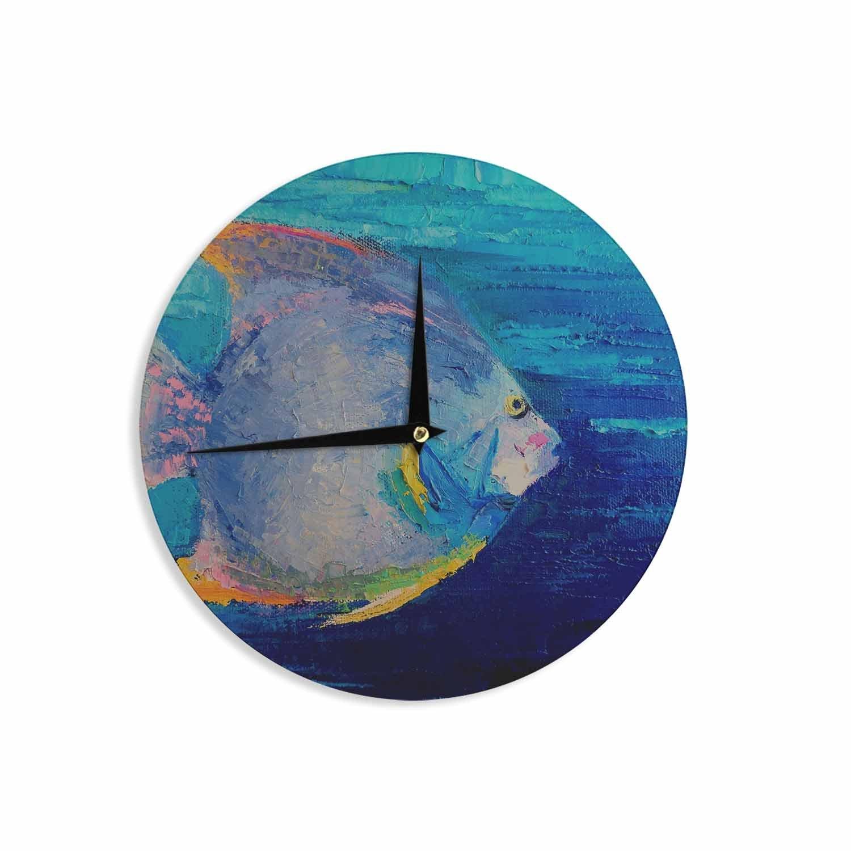 Kess InHouse CS1070ACL01 Wall Clock 12