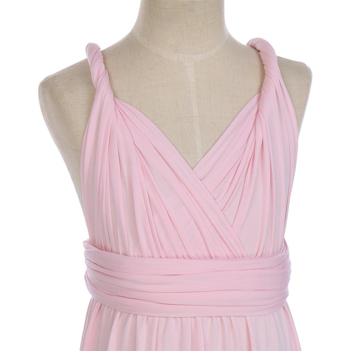 IBTOM CASTLE Vestido ideal de boda como para niñas pequeñas ...