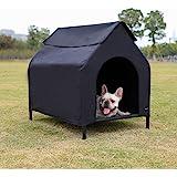 Amazon Basics Elevated Portable Pet House