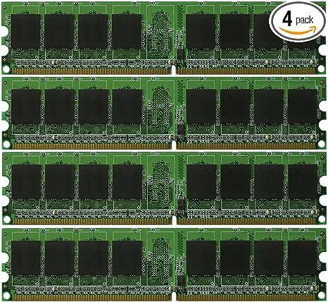 PC2-3200 RAM Memory Upgrade for the Compaq HP Business Desktop DC 5100 Series dc5100 EC732ET#ABE 1GB DDR2-400