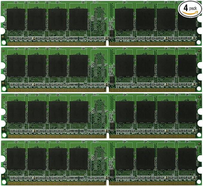 2GB 2 x 1GB Dell Dimension 9200 9200C Memory DDR2-533 PC2-4200
