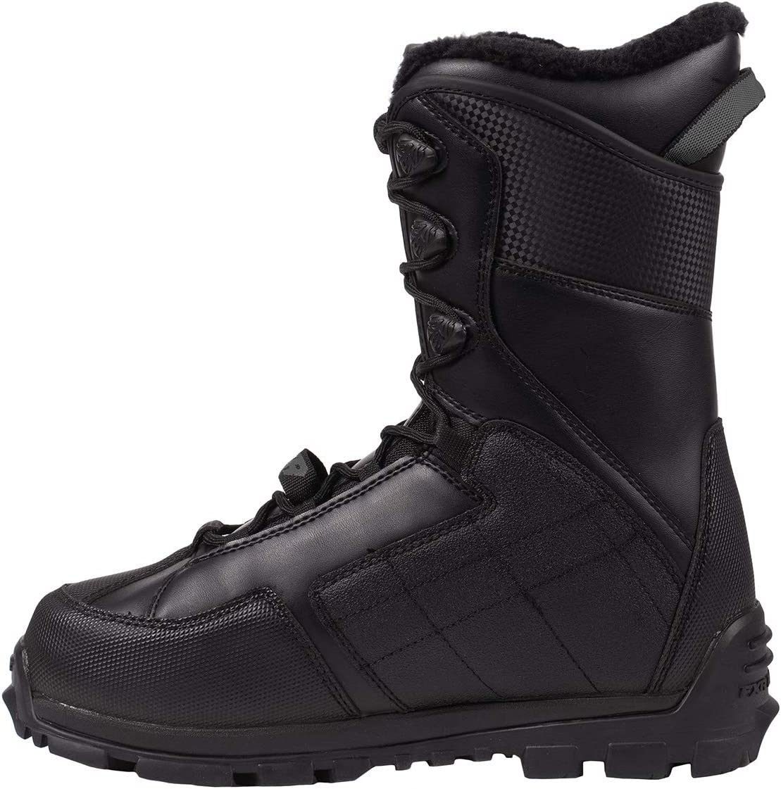 FXR X-Cross Pro Speed Boots Black Ops Mens 12