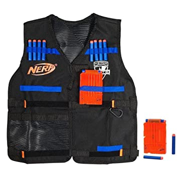 Amazon.com: Nerf N-Strike Stampede ECS (Discontinued by manufacturer): Toys  & Games