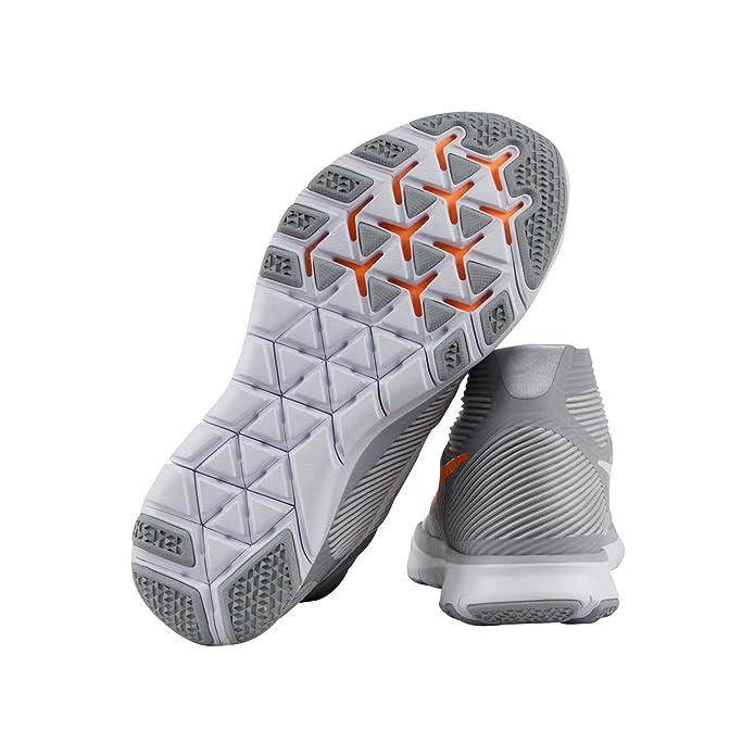 Amazon.com   NIKE Men's Free Train Instinct Ankle-High Running Shoe    Running