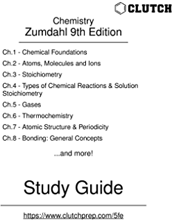 Study guide for zumdahlzumdahls chemistry 9th 9 steven s study guide for chemistry 9th edition by zumdahl fandeluxe Images