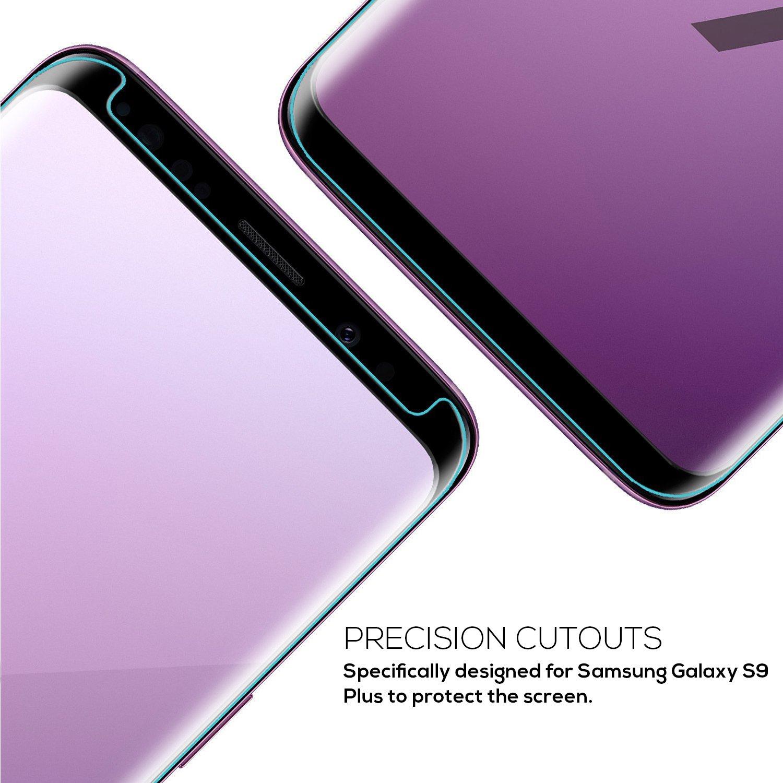 Lustren Premium 3D Curved 0 33mm Clear Front Gorilla Amazon Electronics