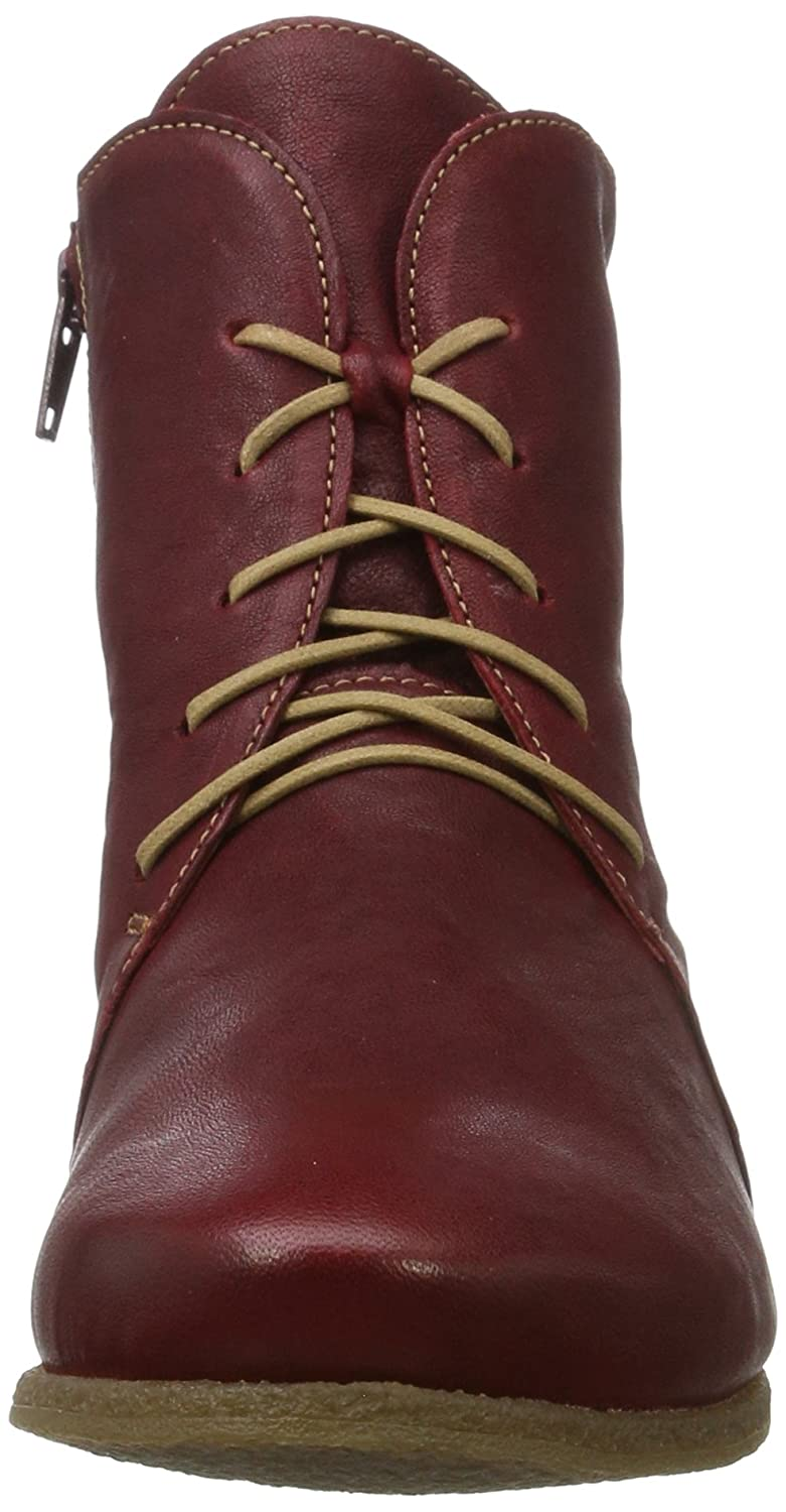Womens Shua_181039 Desert Boots, Brown Think