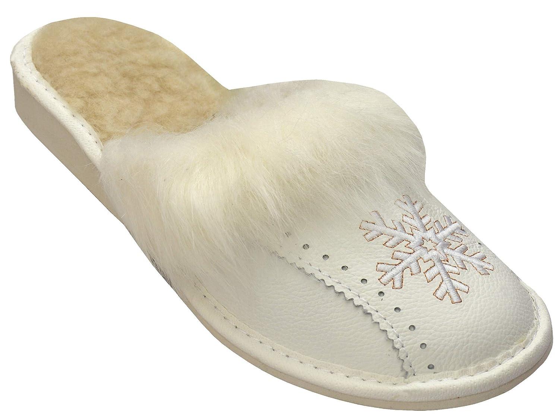 Bawal Chaussons pantoufles 36-41 pour les B00851L7VW femmes confort naturel Warme cuir chaussons pantoufles marron taille 36-41 Wei? Warme Xg06 737ef94 - automatisms.space