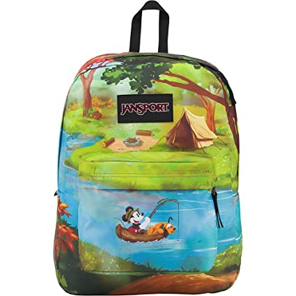 9780eda22d Image Unavailable. Image not available for. Color  JanSport Disney High  Stakes Backpack