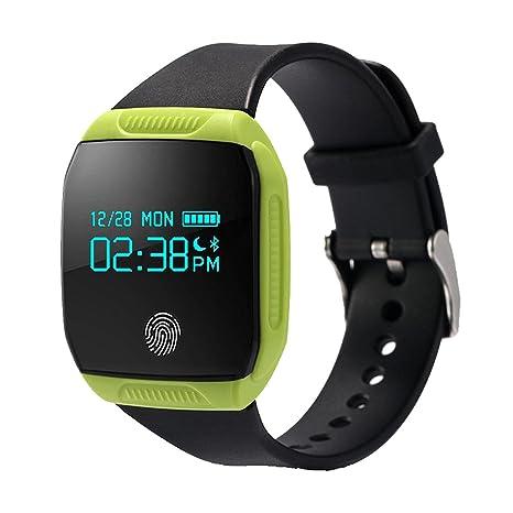 Willful SW501 Fitness Tracker - Pulsera de fitness con monitor de actividad, resistente al agua - IP67 - Reloj deportivo para nadar ...