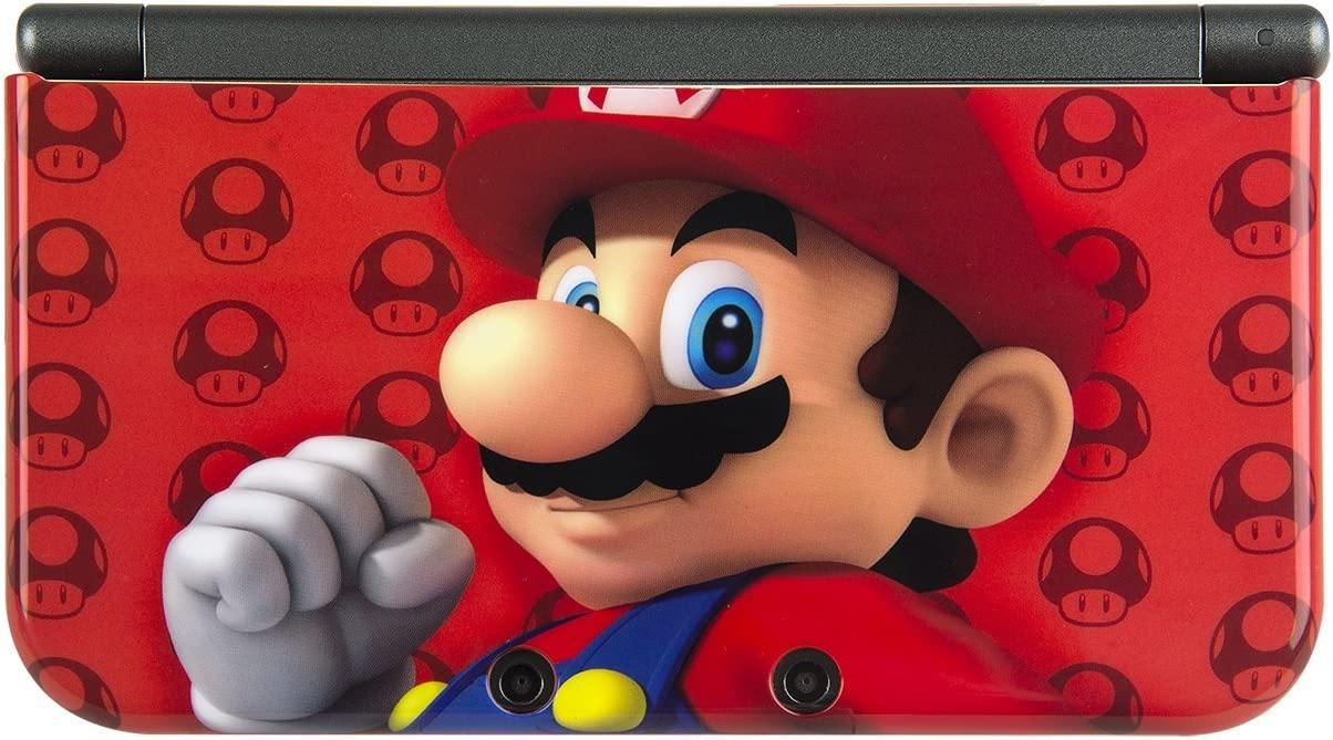 Amazon.com: PDP New Nintendo 3DS XL Clip Armor - Mario ...