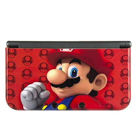 PDP - Cubierta Super Mario, Color Rojo (New Nintendo 3DS XL ...