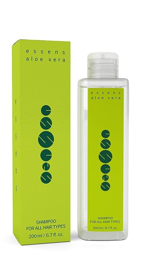 Essens aloe vera shampoo per tutti i tipi di capelli 6d42096c535a