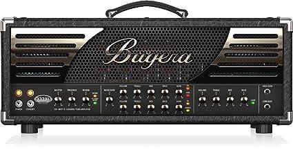 Bugera 333XL - Amplificador guitarra infinium amplific valvulas 120 w