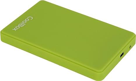 Carcasa externa SlimColor2542 para discos duros HDD y SSD SATA 2.5 ...
