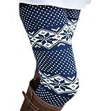 Lookatool Women Leggings Print Stretchy Casual Skinny Leggings Pants