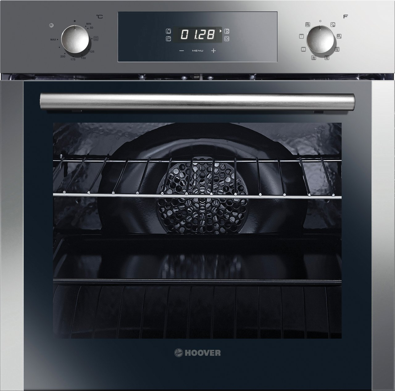 Hoover HOC3250IN Built-In A Rated Single Oven in Stainless Steel Hoover Group