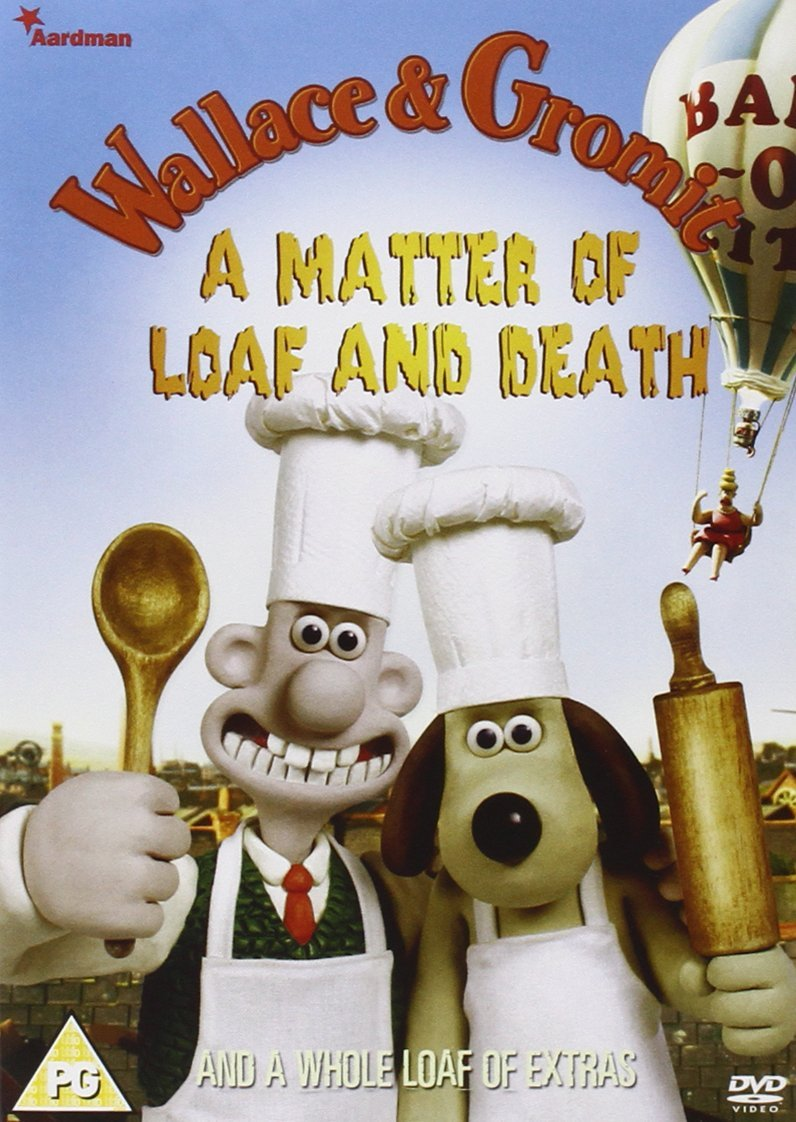 Wallace  Gromit  A Matter of Loaf and Death DVD Amazoncouk
