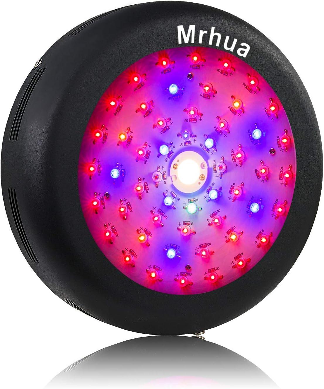Mrhua 300W UFO LED Grow Light