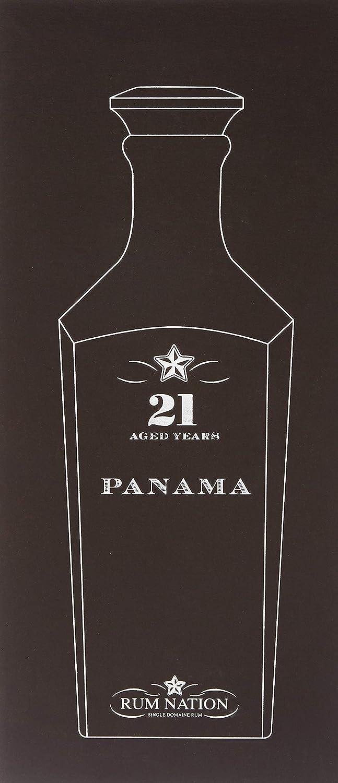 Rum Nation Panama 21 Years OId - 700 ml