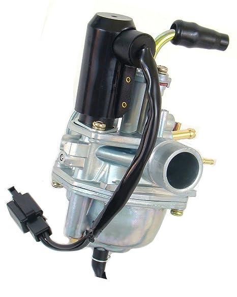 71KNc4eQRNL._SX466_ amazon com carburetor for polaris atv scrambler sportsman 90 90cc