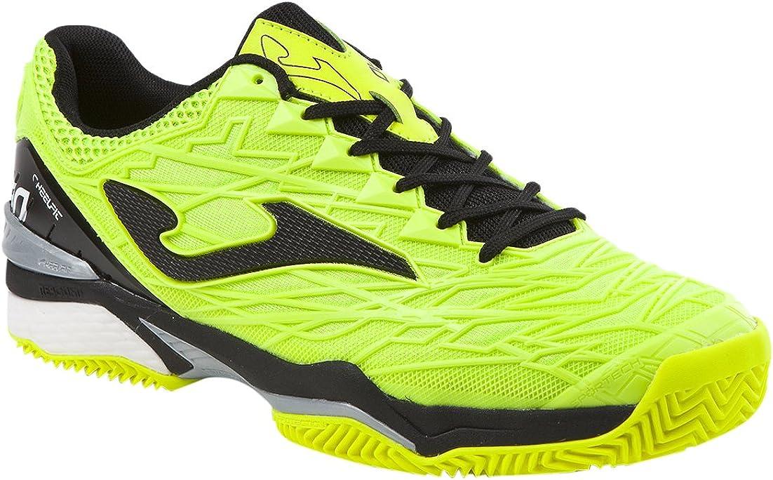 JOMA Ace Pro, Zapatillas de Tenis para Hombre, Amarillo (Fluor ...