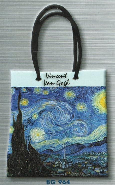 Francia Y La Noche Gogh Compras Tela Mano Van De Bolsa hQrxdtCs