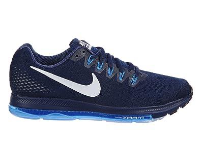 Nike Men's Zoom All Out Low Binary Blue/White/Photo Blue/Black Nylon