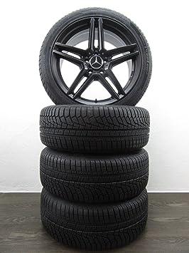 4 ruedas de invierno de 18 pulgadas para Mercedes A 177 C 205 E 238 ...