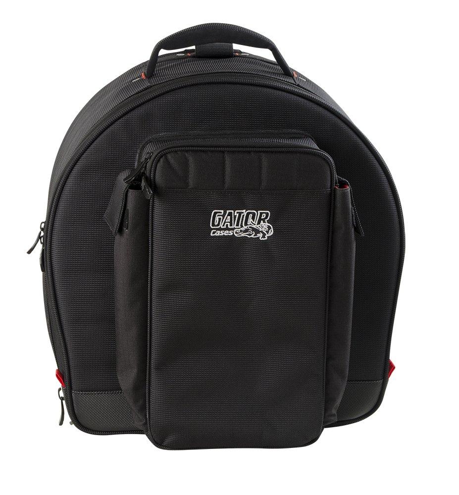 Gator Cases Pro Go G-PG-SNRBAKPAK Ultimate Gig Bag for Snare Drums