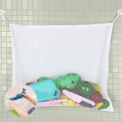 littlegrasseu bolsa malla de guardar juguetes (sede malla ...
