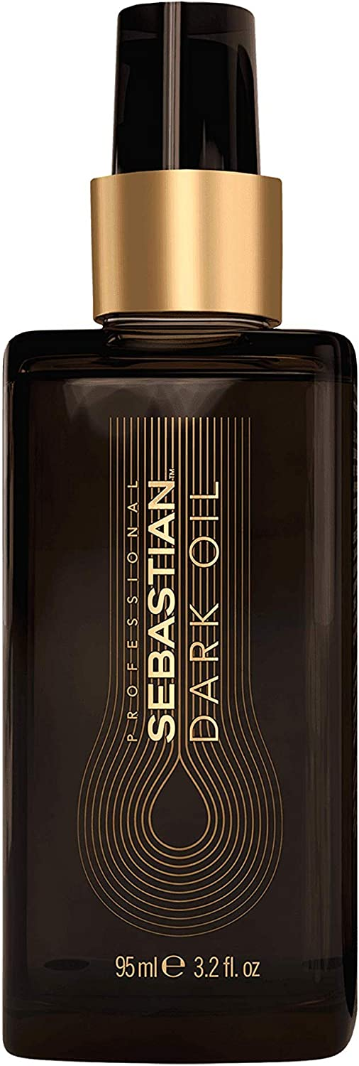 Sebastian Sebastian'S Dark Oil 3.2 Oz (1 Or 2 Pc) (1 X 3.2Oz) Tapones para los oídos 7 Centimeters Negro (Black)