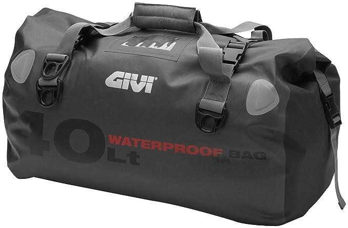 Amazon.com: Givi Weatherproof wp400 Roll Bag – Black, Negro ...