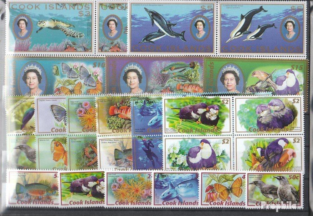 Prophila Collection Cookinseln 2007 Completo año en Limpio conservación (Sellos para los coleccionistas)