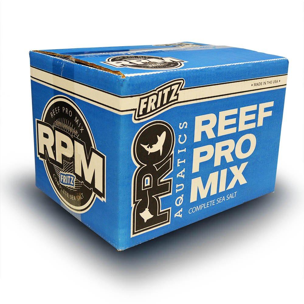 Fritz Aquatics 80243 Reef Pro Mix Complete Marine Salt, 200 Gallon by Fritz Aquatics