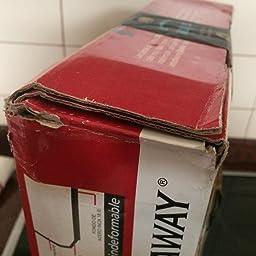 Callaway Cacerola Baja con Tapa, 26 cm, Rojo: Amazon.es: Hogar