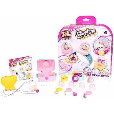 Glitzi Globes Shopkins Jewelry Pack Toy: Toys & Games