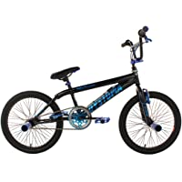 KS Cycling Dystopia 591B BMX freestyle V Brake Noir 20""