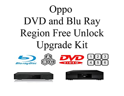 Amazon com: Oppo UDP-203 and UDP-205 DVD and Blu Ray Region Free