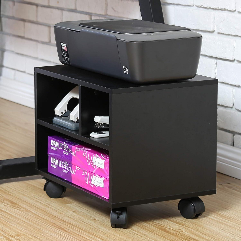 Fitueyes Burocontainer Multifunktionswagen Schreibtischcontainer