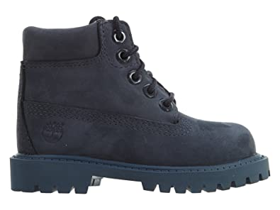 Timberland 6In Premium Boot Toddlers Style: Tb0A16Yd-Dark Blue Size: 7.5 C Us