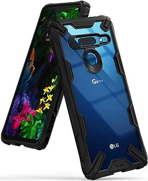 Ringke Fusion-X Compatible con Funda LG G8 ThinQ, [Fusion-X ...
