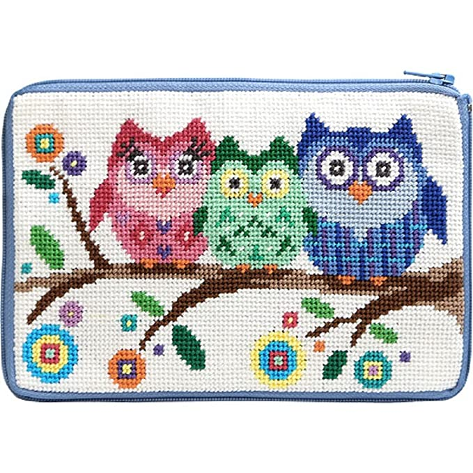 Amazon.com: Punto de y cierre – Neceser Needlepoint Kit SZ ...