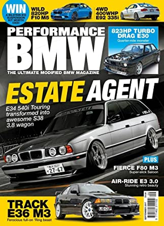 Performance BMW August 15, 2017 issue