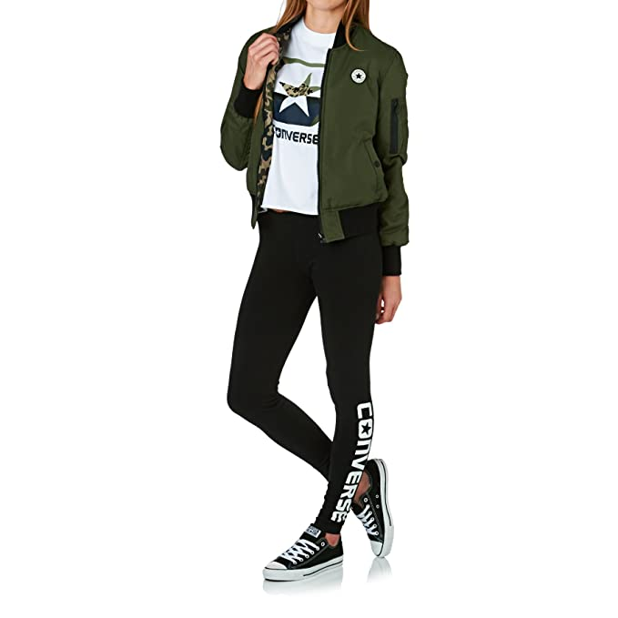 2converse giacca donna