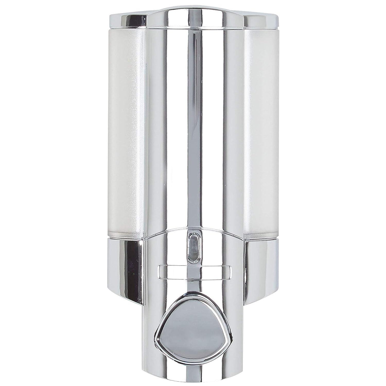 Aviva 76140-1 Single Bottle Shower Dispenser Chrome