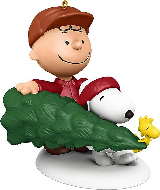 Charlie Brown Christmas Ornaments  2020 Amazon.com: Hallmark Keepsake Christmas Ornament 2020, The Peanuts